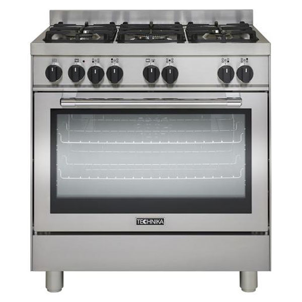 800mm Dual fuel Upright Cooker