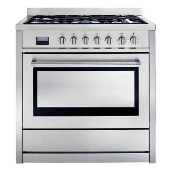900MM Duel fuel Upright Cooker
